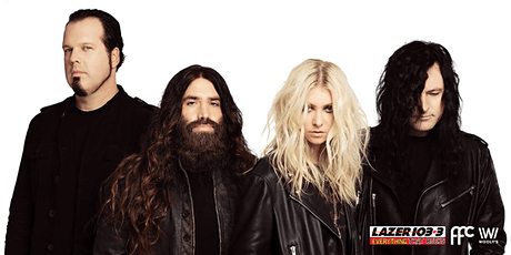 POSTPONED: The Pretty Reckless tickets