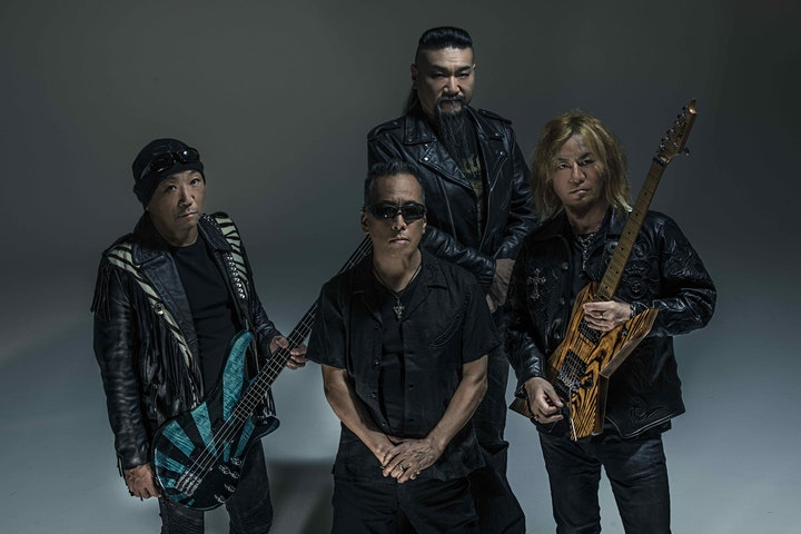 LOUDNESS (JAPAN) 2021-  3/11/2022 - ALL TICKETS HONORED image