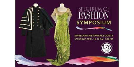Spectrum of Fashion Symposium tickets