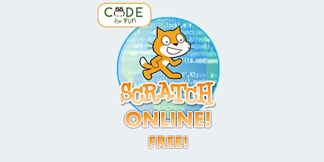 FREE Introduction to Scratch Programming! tickets