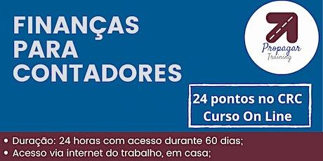 Curso Finanças para Contadores
