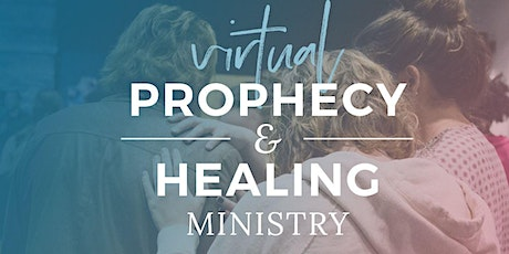 IHOP Atlanta Virtual Prophecy &  Healing Ministry tickets