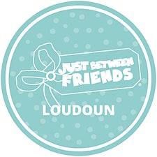 Just Between Friends of Loudoun - MEGA Kids' Consignment Sale logo