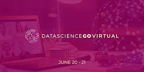 DataScienceGO Virtual tickets