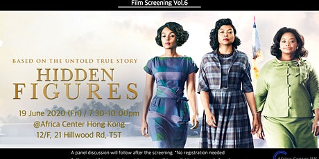 Film Screening Vol.6 | Hidden Figures tickets
