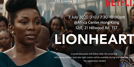 Film Screening Vol.7 | Lionheart tickets