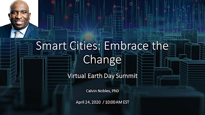 Virtual Earth Day Tech Summit image