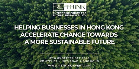 ReThink Hong Kong 2020 tickets
