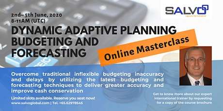 Dynamic Adaptive Planning Budgeting and Forecasting tickets