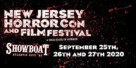 NJ Horror Con Tickets For SEPTEMBER 2020 tickets