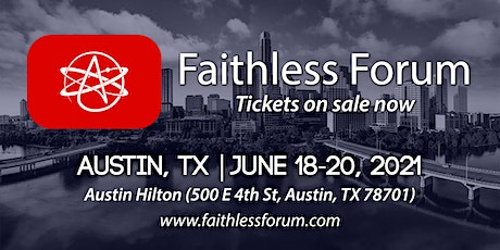 Faithless Forum 2021 tickets