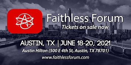 Faithless Forum 2021 tickets
