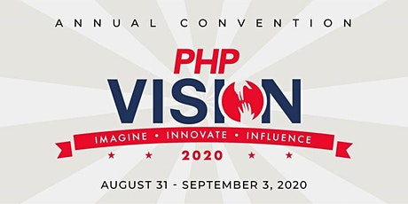 PHP Agency Vision 2020 tickets