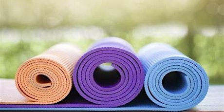 Virtual Restorative Yoga Classes - 6 Week Program tickets