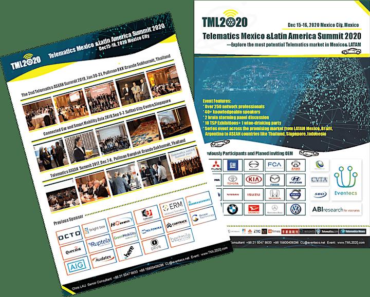 Telematics Mexico &Latin America Summit 2020 image