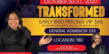 Jewels Women's Conference 2020 - TRANSFORMED tickets