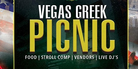 Las Vegas Greek Picnic tickets