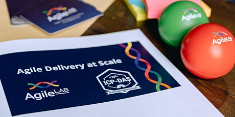 Delivery At Scale (ICP-DAS) with Certification(Berlin, English)| AgileLAB tickets
