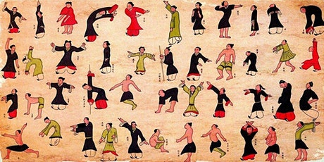 Ancient Medical Chinese Qi Gong Exercises Online tickets