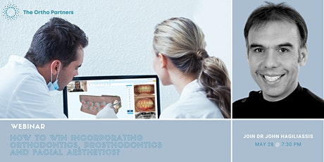 How to incorporate orthodontics, prosthodontics and facial aesthetics? tickets