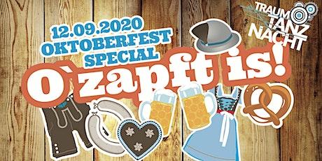 TRAUMTANZ-NACHT Oktoberfest Special 2020 Tickets