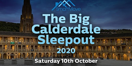 The Big Calderdale Sleepout 2020 tickets