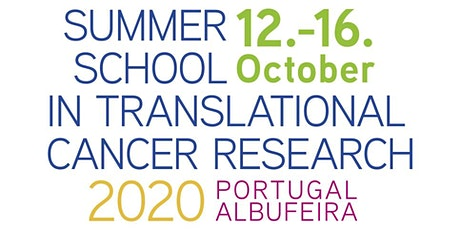 Summer School in Translational Cancer Research bilhetes