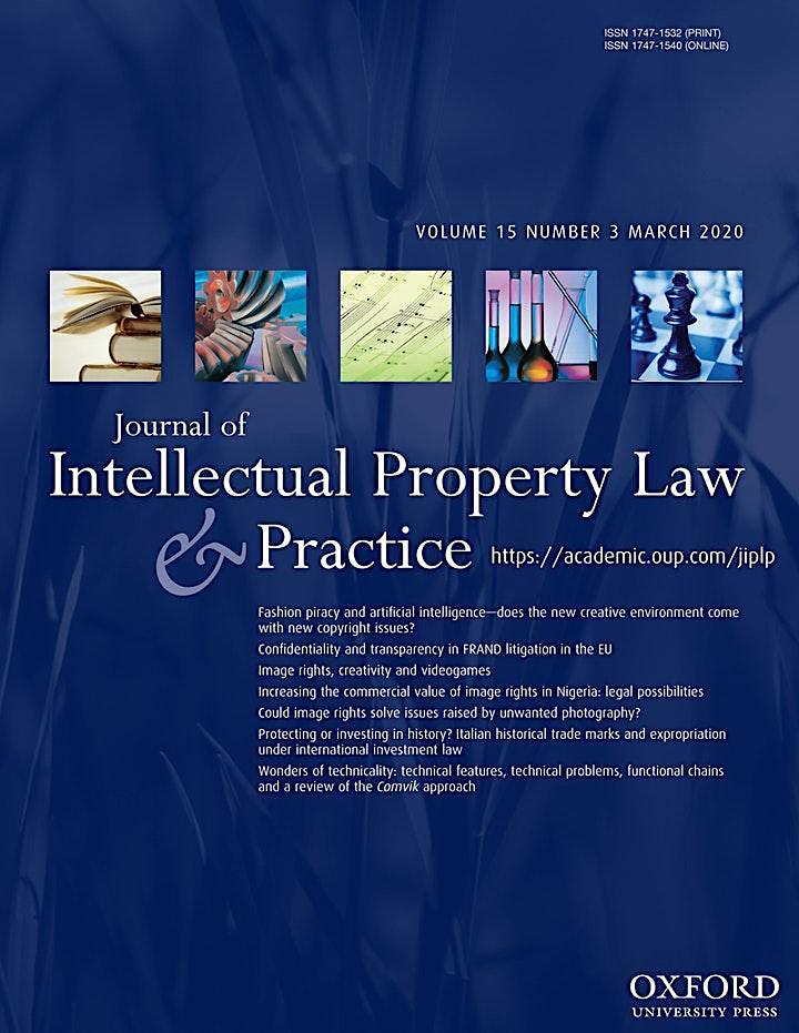 UK Patent Round-Up - Live webinar image