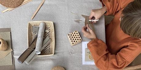 Weave a Beautiful Basket tickets