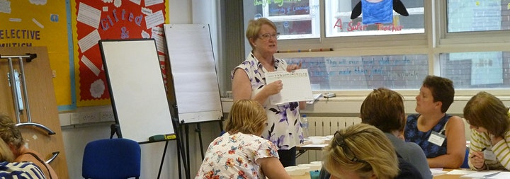 Food Allergens in Classrooms Training Room image