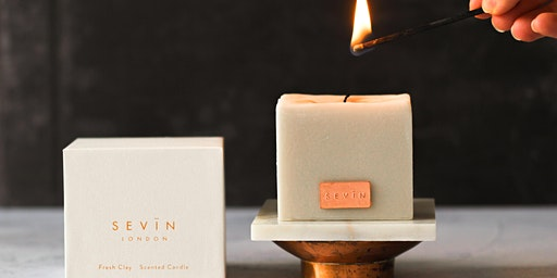 Candle-Making with Sevin London