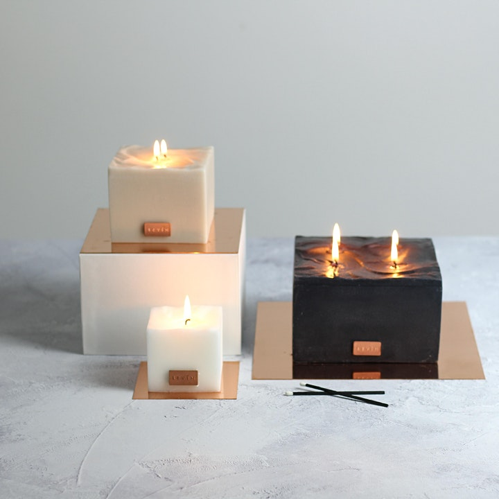Candle-Making with Sevin London image