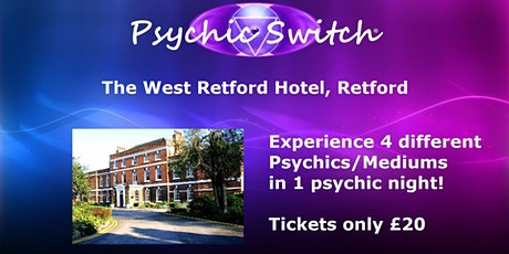 Psychic Switch - Retford tickets
