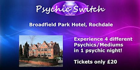 Psychic Switch - Rochdale tickets