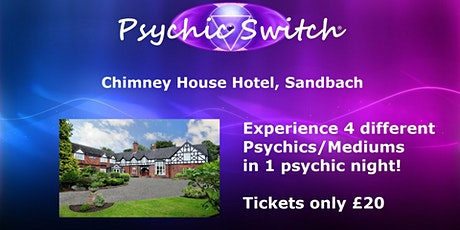 Psychic Switch - Sandbach tickets