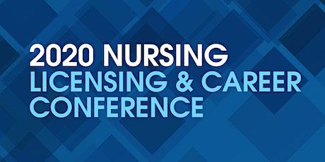 2020 Nursing Licensing & Career Event tickets