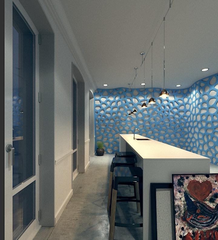 Imagen de Webinar - V-Ray con Rhino iluminación interior nocturna