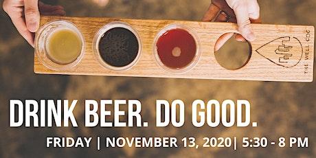 Drink Beer Do Good tickets