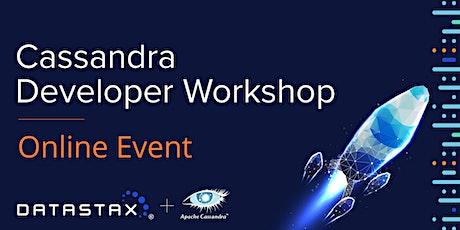 Découvrez la puissance d'Apache Cassandra™ avec cet atelier en ligne! tickets