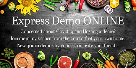 FREE Thermomix® Virtual Cooking Experience tickets