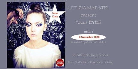 FOCUS EYES  ONE DAY by Letizia Maestri 8 Novembre 2020 biglietti