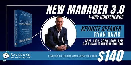 New Manager 3.0 Conference tickets