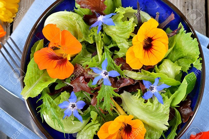 Image pour A TABLE ! Online / FLOWER POWER