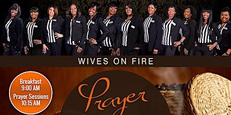 Wives on Fire Prayer Breakfast tickets