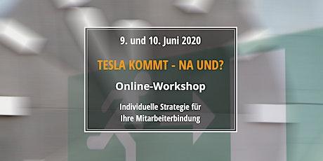 Online-Workshop Mitarbeiterbindung Tickets