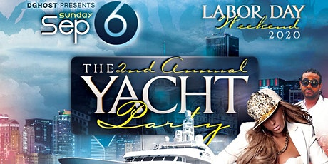 The Yacht Party tickets