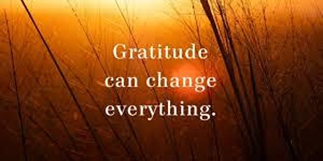 Gratitude Circle For Well-Being and Resilience tickets