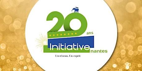 Les 20 ans d'Initiative Nantes billets