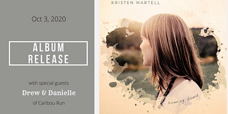 Kristen Martell's 'Coming Home' Album Release w/ Full Band tickets