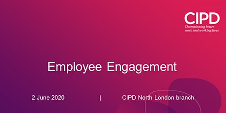 Employee Engagement - Webinar tickets